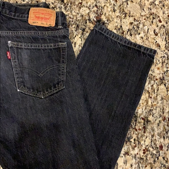 Levi's Other - Levi's 505 straight 16 regular 28x28
